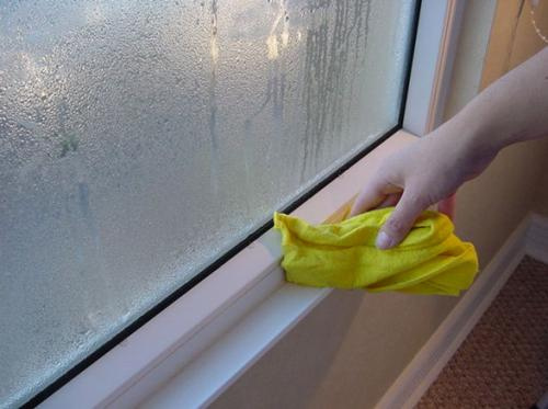 Cómo eliminar la condensación en una habitación - Remedios Naturales.Net